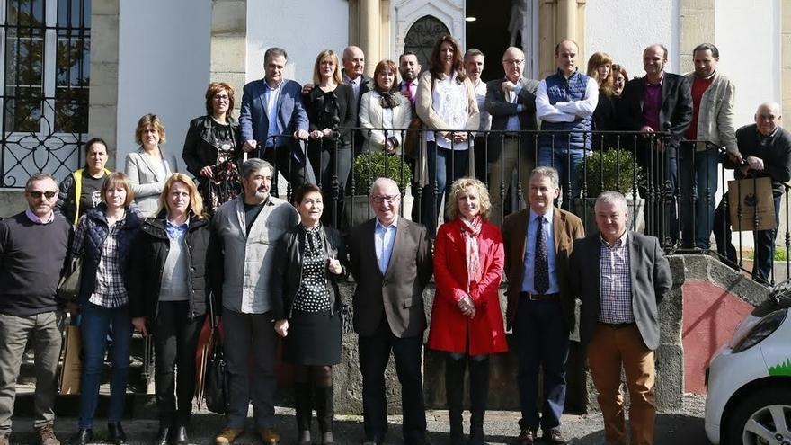 """Cantabria apuesta por vincular """"cada vez más"""" el patrimonio natural con el desarrollo económico y social"""