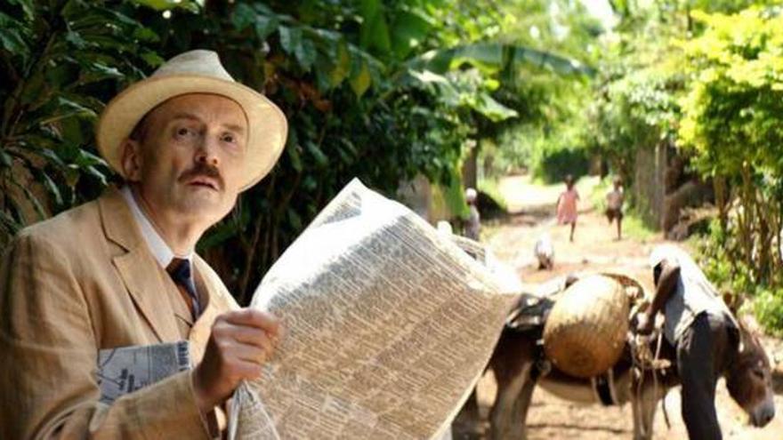 'Stefan Zweig, adiós a Europa'
