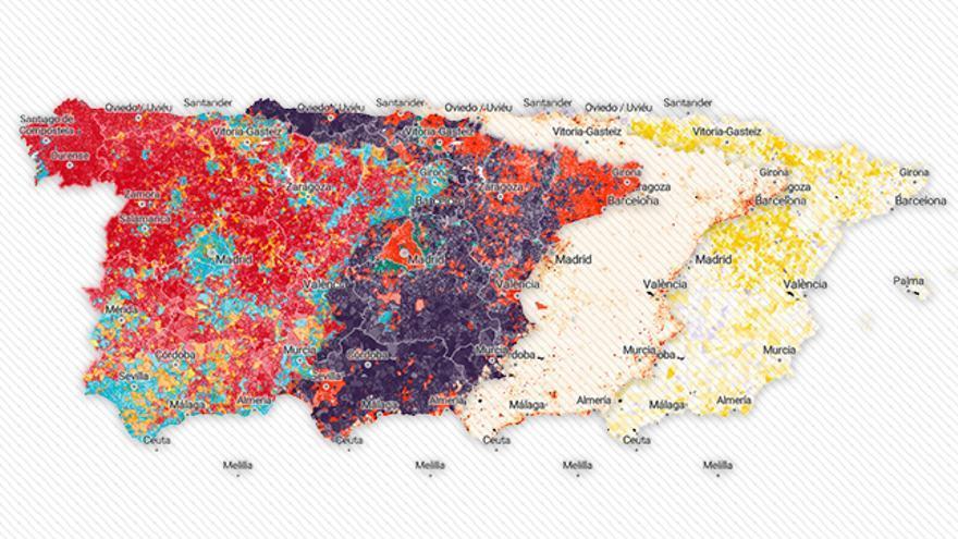 listado mapas