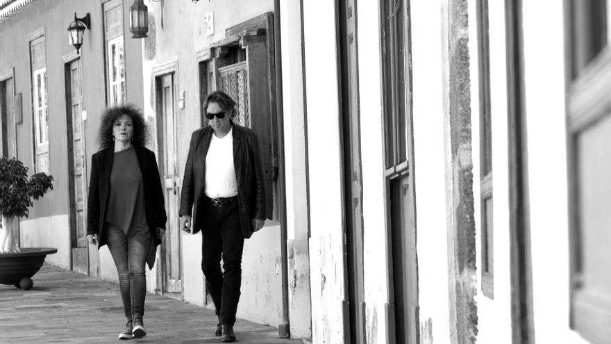 Margarita Galván y Carlos Catana acaban de editar su primer trabajo discográfico. Foto. KAROLINA BAZIDLO.