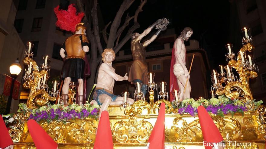 Semana Santa de Murcia, Sábado de Pasión / Encarna Talavera