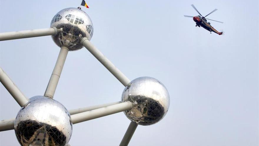 Bruselas dará la bienvenida a 2018 en el Atomium con motivo de su 60 aniversario