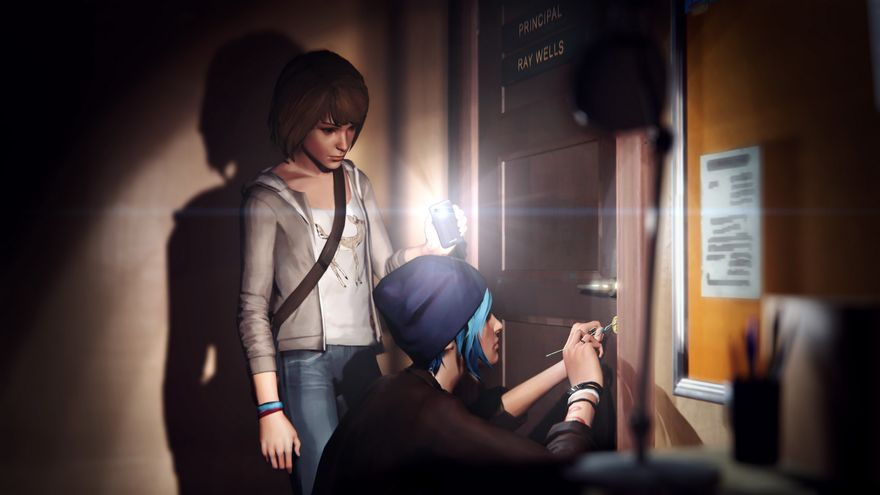 tercer episodio de Life is Strange