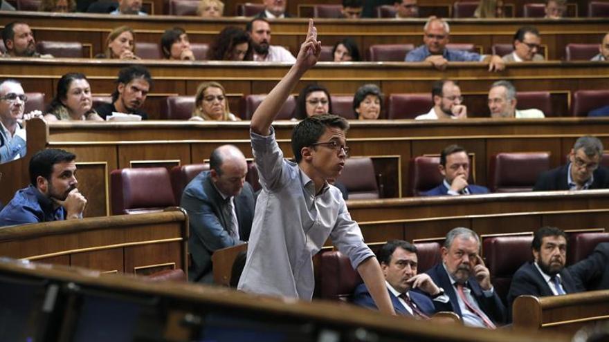 "Errejón defiende que Podemos ""tiene que cambiar"" para llegar a gobernar"