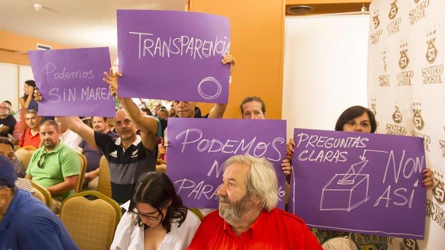 Podemos Galicia preguntará a sus bases cómo concurrir a las elecciones