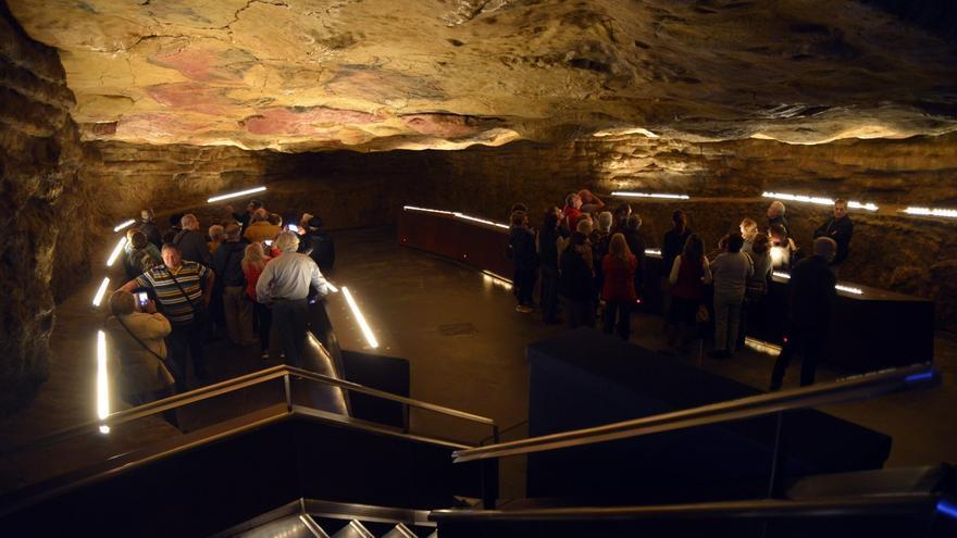 El Museo de Altamira cumple mañana su mayoría de edad, 18 años en los que ha recibido casi 5 millones de visitantes
