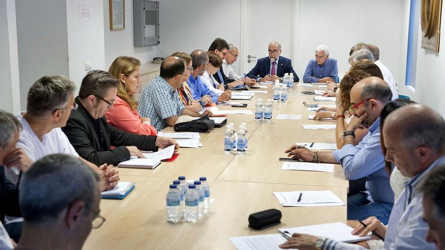 El Gobierno de Navarra recomienda acudir a los centros de salud y a urgencias extrahospitalarias en Sanfermines