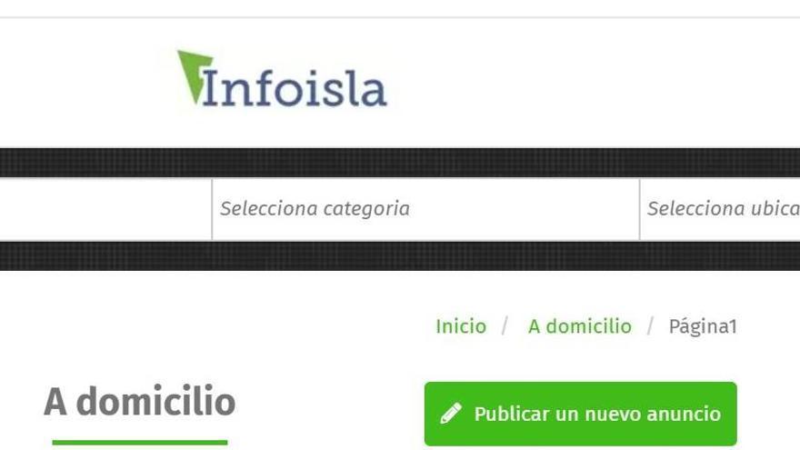 Portal de Infoisla.
