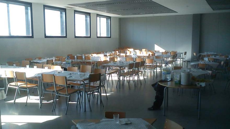 Comedor escolar en Illescas / castillalamancha.es