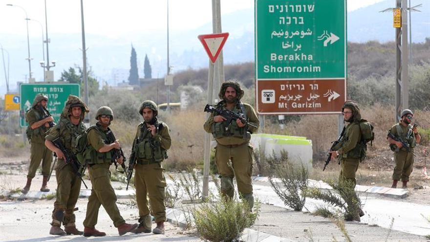 Arrestado el presunto atacante palestino que hirió a un soldado israelí