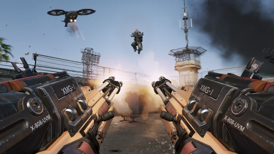 Call of Duty Advanced Warfare Gamescom