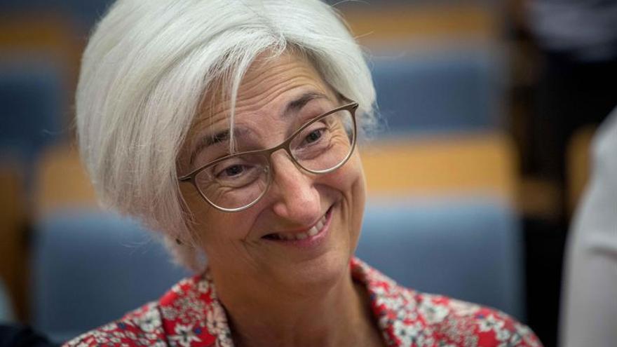 María José Segarra, nueva fiscala general del Estado