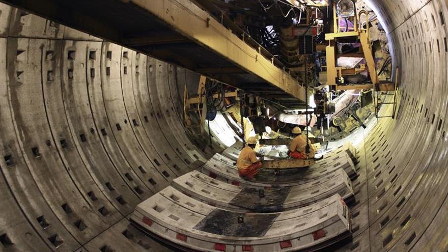 El empeño del metro de Shanghái por seguir siendo uno de los mayores del mundo