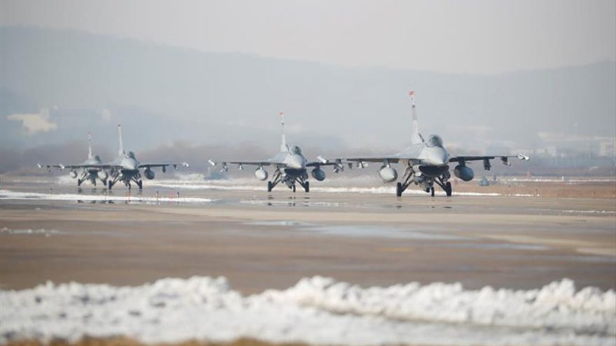 Pyongyang acusa a Washington de querer provocar una guerra en Corea