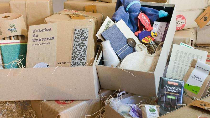 Algunas de las cajas que se pueden adquirir. / Caja de Cambios