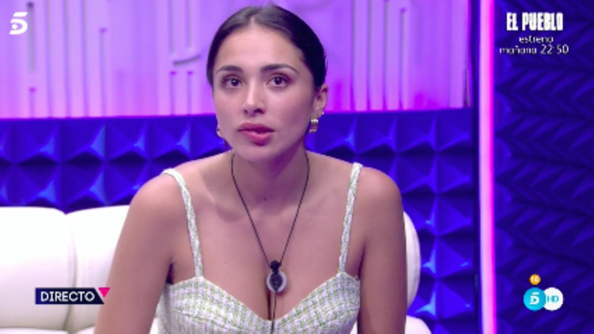 Sandra Pica, en 'Secret Story'