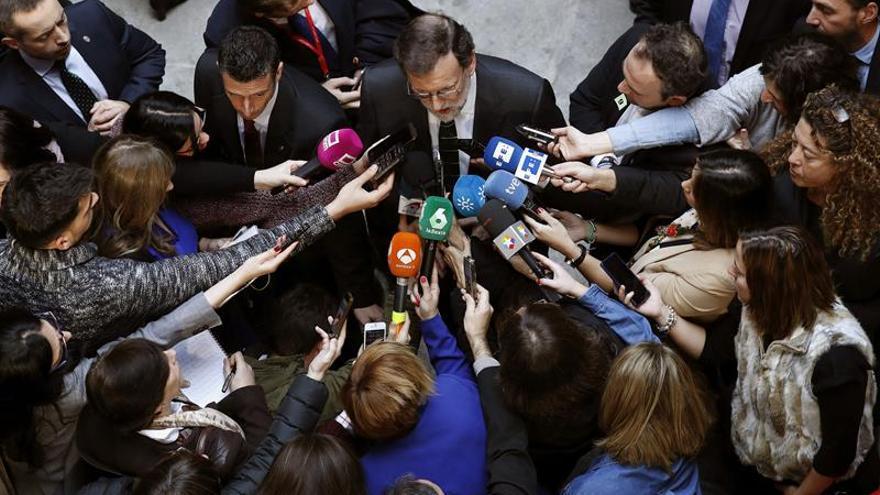 Rajoy responde a Mas que no habrá un referéndum en Cataluña