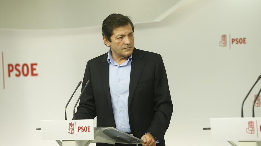 Javier Fernández no se presentará a la reelección como secretario general de la FSA-PSOE