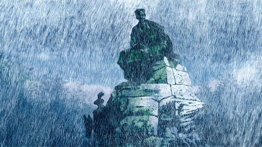 Imagen de 'Memorias de un día' José Ramón Sánchez.