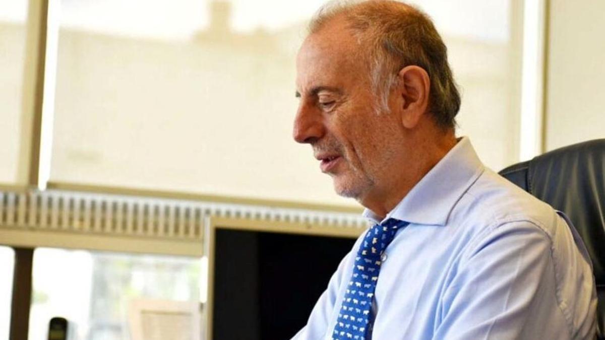 Jorge Neme ya había acompañado a Juan Manzur en el Gobierno de Tucumán entre 2015 y 2019.