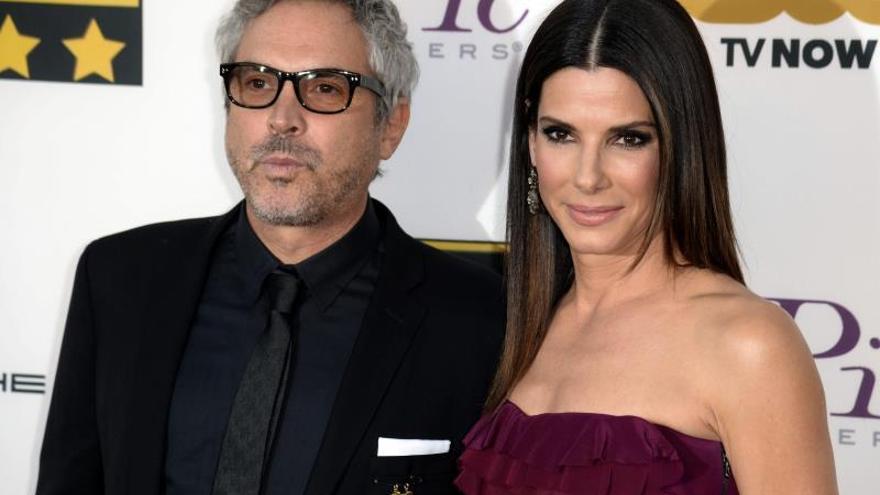 """El mexicano Cuarón gana con """"Gravity"""" el premio del Sindicato de Directores"""