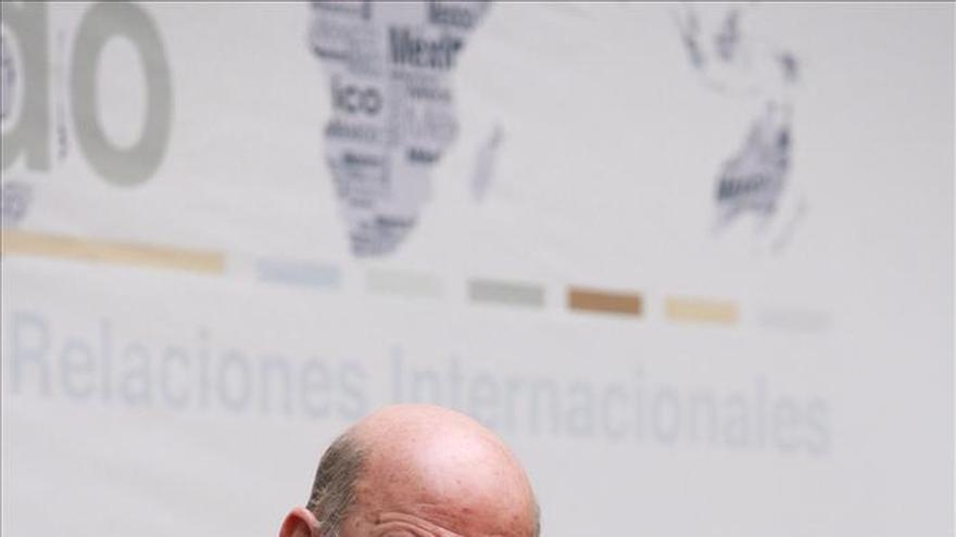"""Insulza asegura que el caso Ayotzinapa provocó una """"indignación especial"""""""