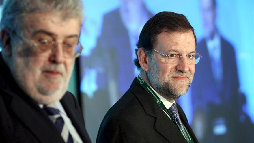 """Rajoy agradece a Lara """"su compromiso"""" con la libertad de expresión"""
