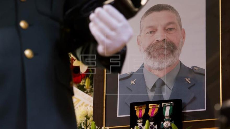 El Guardia Civil De Guillena Recibe Las Medallas De La Orden Del