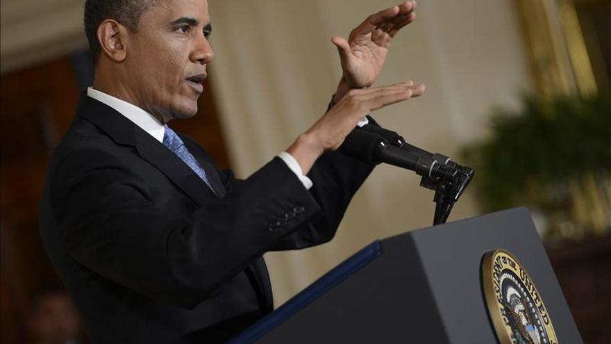 Obama jurará su cargo en una ceremonia privada con una Biblia de la familia de su mujer