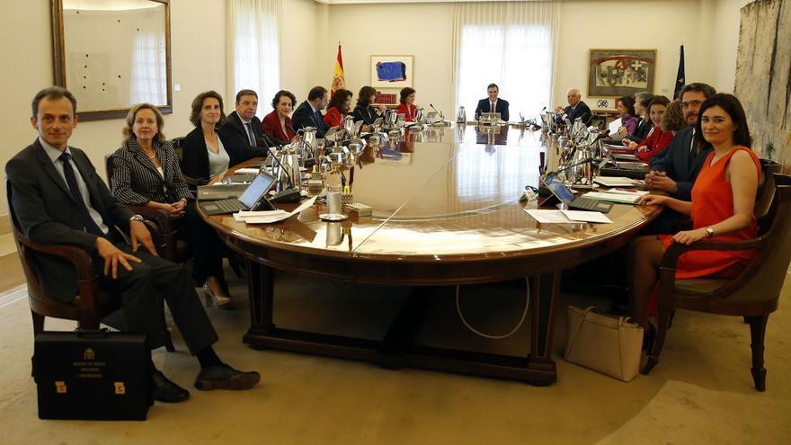 Consejo de Ministras y Ministros del Gobierno de España.