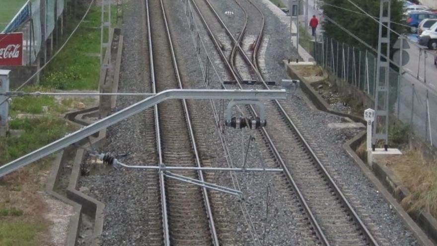 Adif adjudica por más de 17 millones las obras de duplicación de vía en el tramo Muriedas-Santander