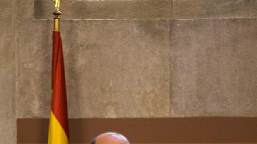 El presidente del TSJC cree pertinente la investigación abierta a Trias por la fiscalía