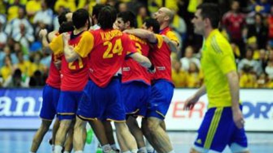 España se marcha con medalla. (EUROPA PRESS)