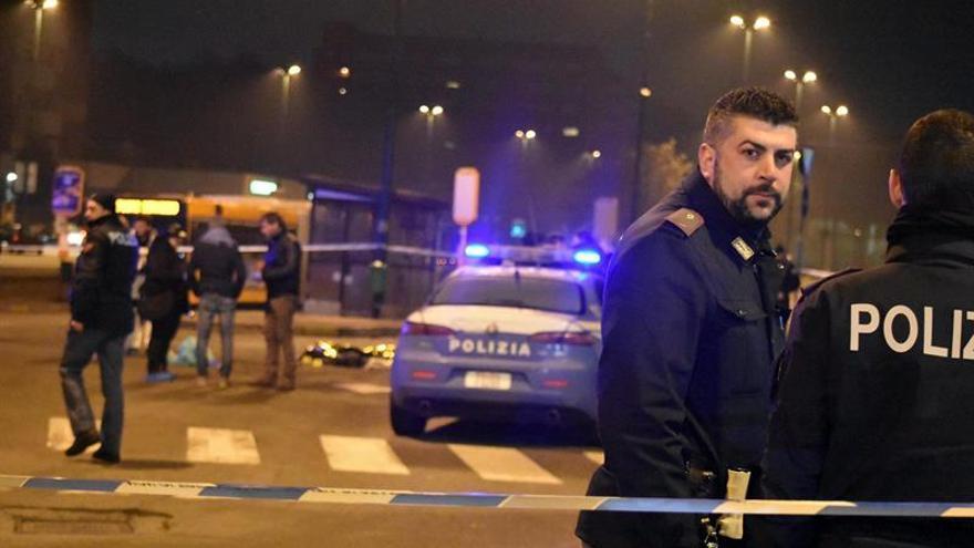 Un policía italiano en periodo de prueba mató al sospechoso de ataque en Berlín