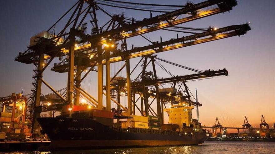El comercio exterior chino ralentiza su crecimiento en agosto