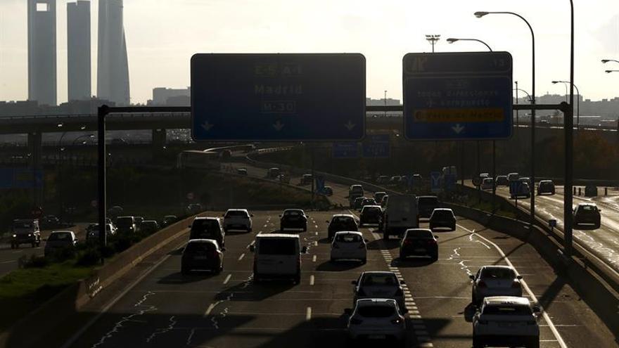 Cinco muertos en otros tantos accidentes de tráfico desde inicio del puente