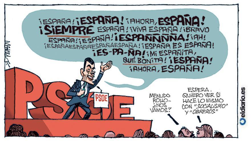 Ahora, España