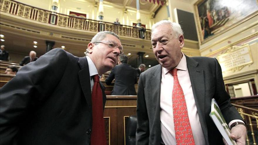 Margallo recalca que es bueno que Alemania tenga estabilidad parlamentaria