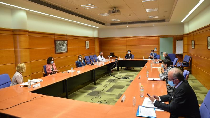 Gobierno Vasco mantiene en fase de vigilancia y control el Plan de Protección Civil de Euskadi