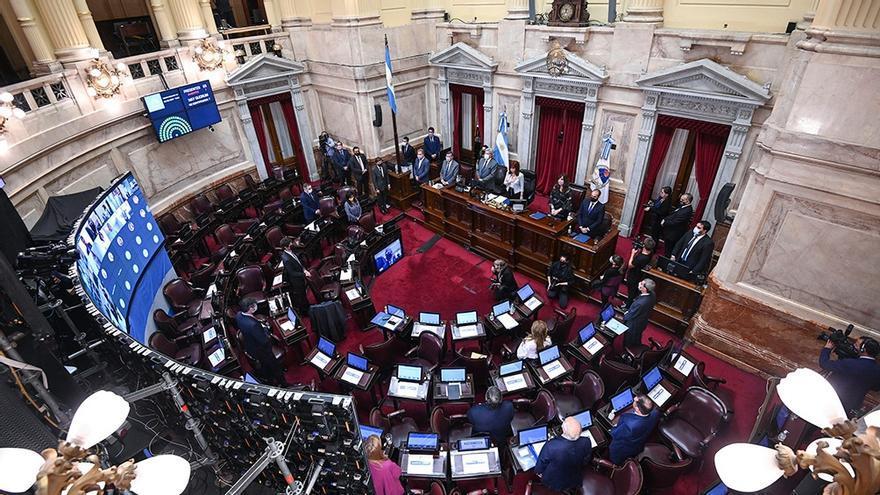 El Senado podría convertir en ley el proyecto de reforma de Ganancias la próxima semana.