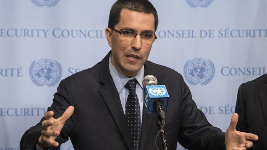 Venezuela sigue denunciando la presión de EE.UU. contra el Gobierno de Maduro