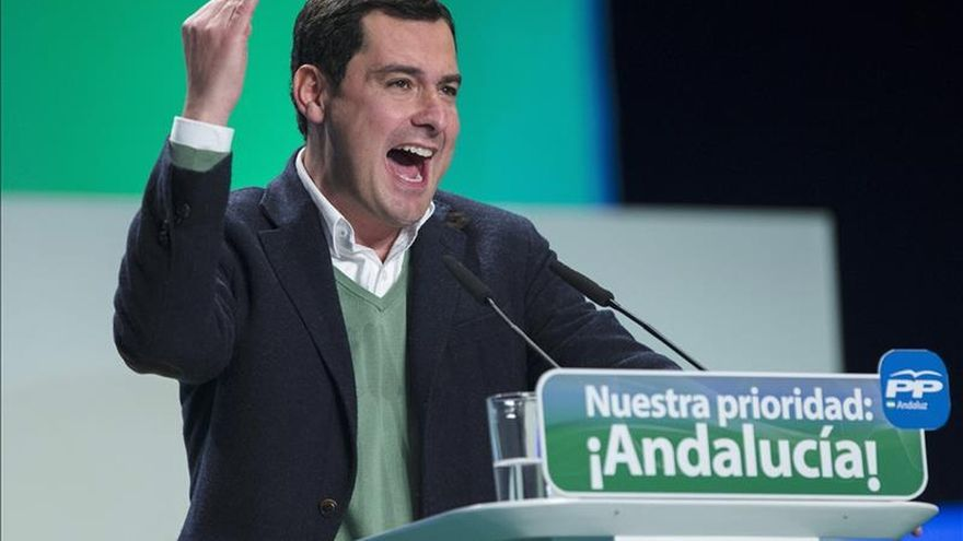 """Juanma Moreno dice que """"Pedro Sánchez no viene a Andalucía porque Díaz no lo invita"""""""