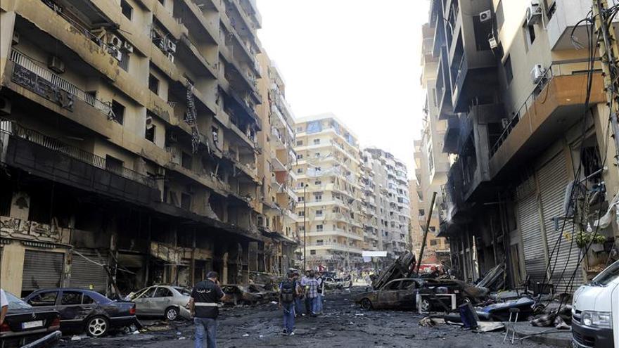 Al menos 17 muertos y decenas de heridos en dos explosiones en el sur de Beirut