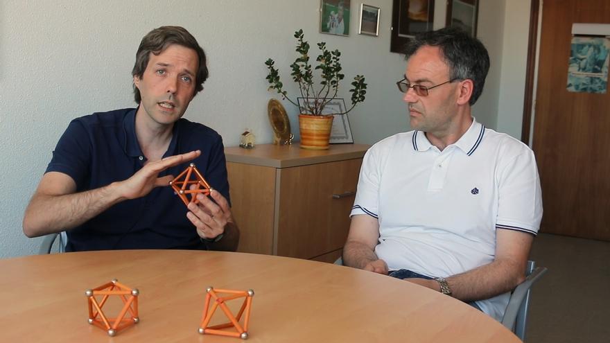 Científicos de la UC participan en el descubrimiento de un efecto magneto-óptico gigante