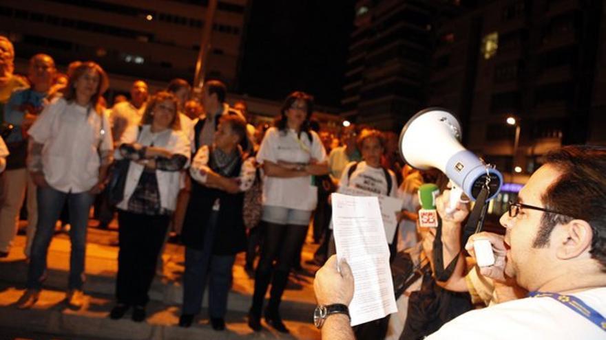 De la manifestación en LPGC #6