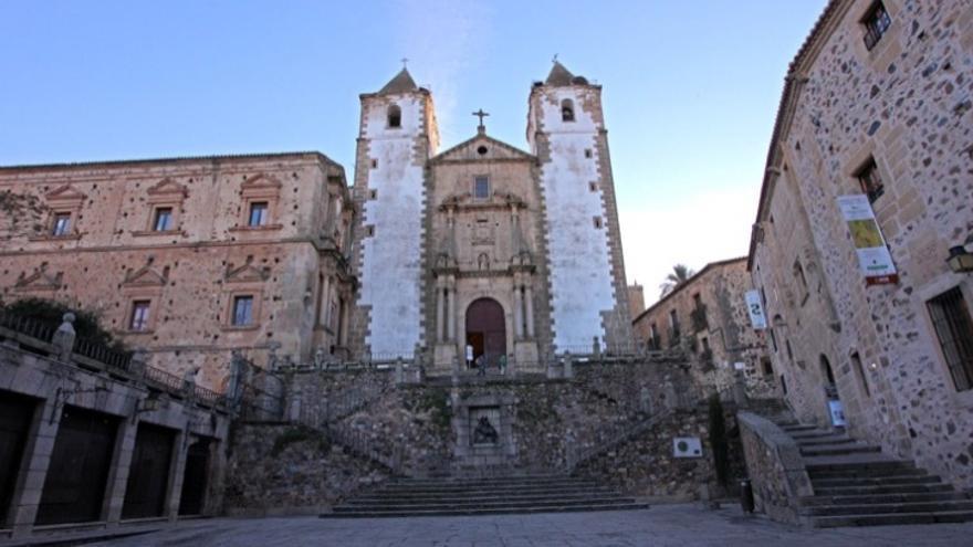 Plaza San Jorge de Cáceres / Turismo Extremadura
