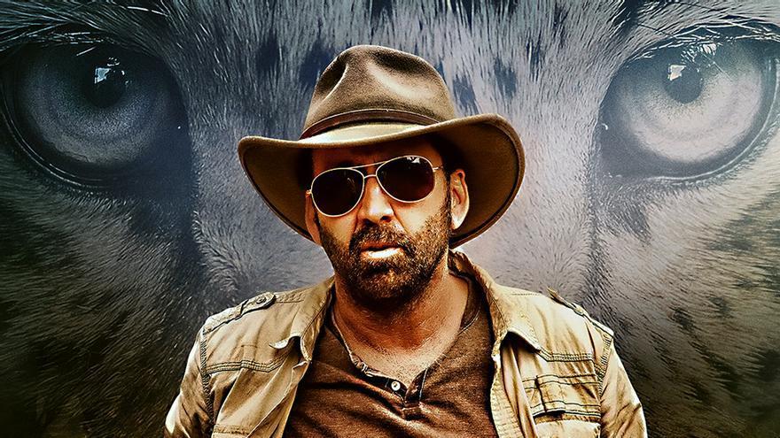 Nicolas Cage en 'Travesía salvaje'