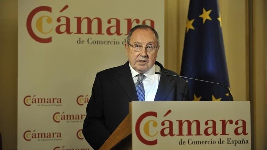 """La Cámara de Comercio apoya la """"firmeza"""" de Sánchez frente a la Unión Europea"""