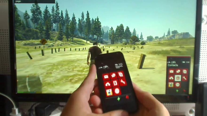 gta app controla desde movil