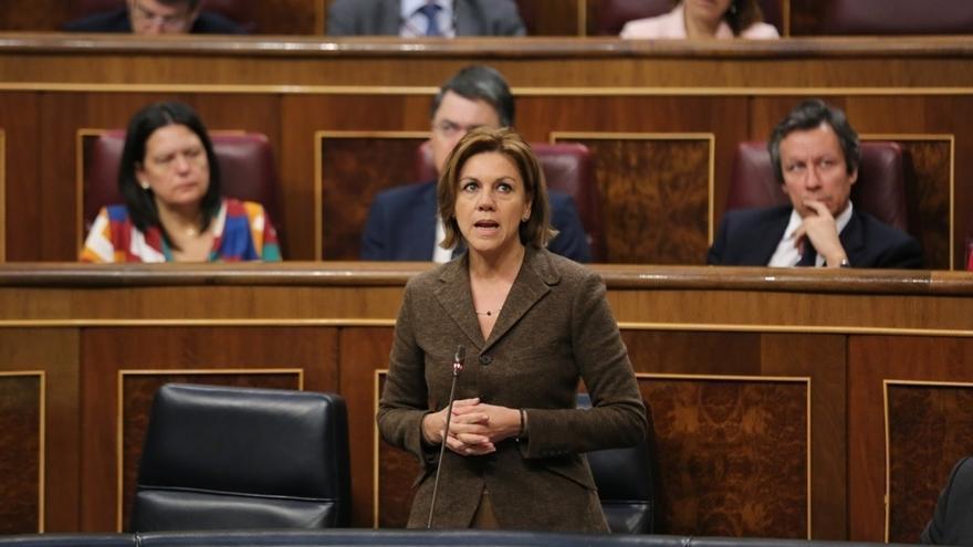 El PSOE pedirá explicaciones a Cospedal por el entierro del general Sanjurjo en un panteón militar de héroes en Melilla